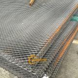 三亞金屬鋼板網-金屬拉伸網 菱形鐵網 衝壓鋼笆網