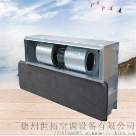 卧式暗装风机盘管机组安装视频-安装图片-安装说明