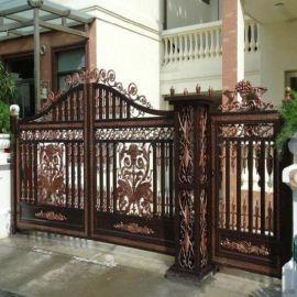 秦皇岛铝合金门室外阳台护栏当天发货
