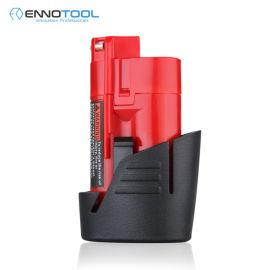 适用于12V米沃奇电动工具锂电池M12XC