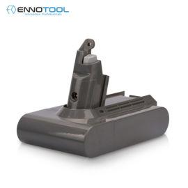适用于21.6V戴森吸尘器电动工具电池V6