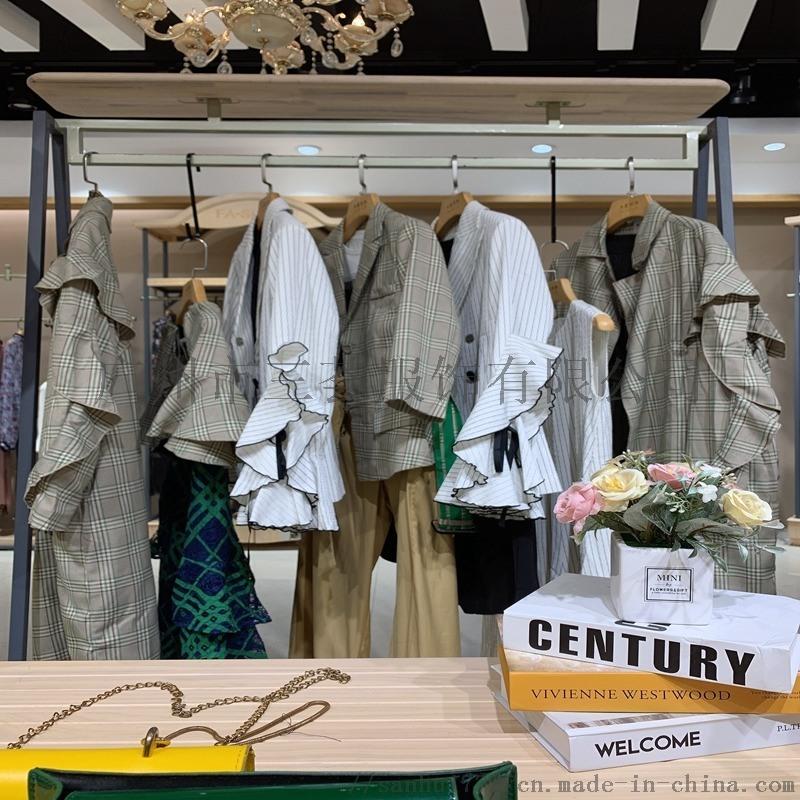 BEIHE钡禾20春品牌货源/一线女装库存直播货源