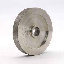 定制14A1U电镀SDC砂轮 耐磨金刚石磨轮