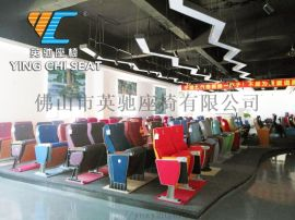 PU排椅PU机场椅abs塑料课桌椅礼堂椅影院椅厂家