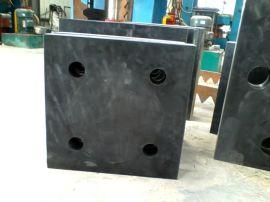 隔震橡胶垫板 减震橡胶垫块 缓冲橡胶板