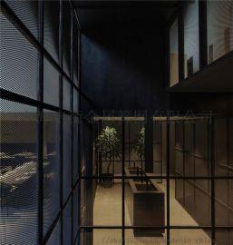 上海申衡专业铝板网|铝拉网|金属幕墙扩张网生产商