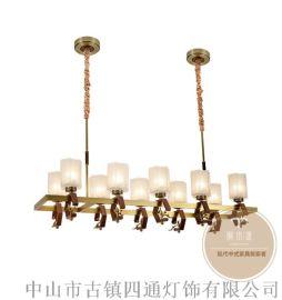 代理新中式家居燈飾要考慮哪些問題-銅木源