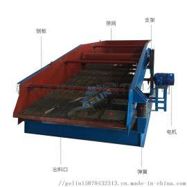 直线振动筛 石英砂振动筛 机制沙筛分设备 江西振动筛