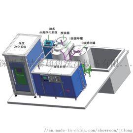 工业印染废水处理设备JTF-125AD膜技术