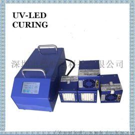 一拖四UV固化灯 面积50*50mm