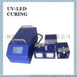 一拖四UV固化燈 面積50*50mm
