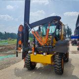 高速公路護欄打樁機 供應液壓打樁款 高速護欄打樁機