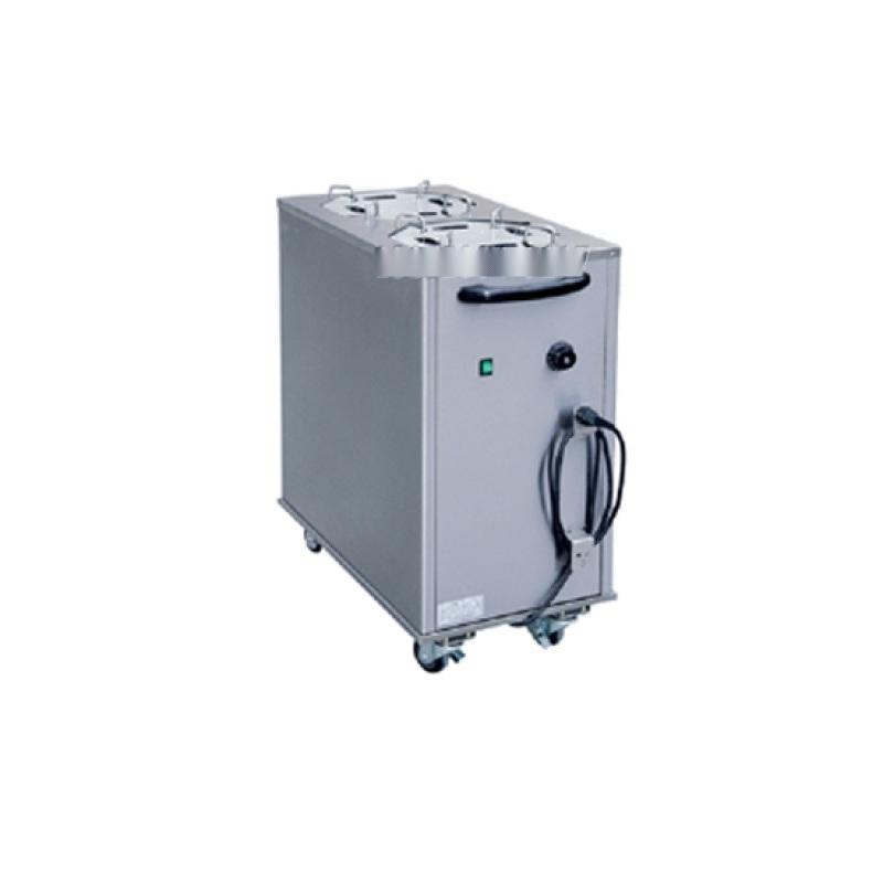 单头加热餐碟的机器 双头加热碟子的机器 加热餐盘的暖碟机