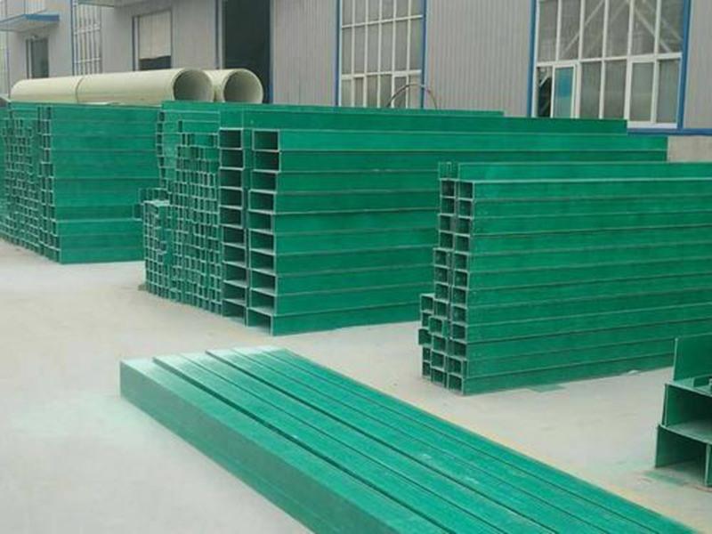 玻璃钢梯级式电缆桥架 潞城不传导电缆桥架