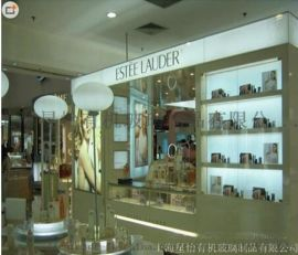 亚克力展示架化妆品陈列架3层展架护肤品摆架有机玻璃