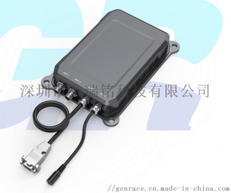 RFID叉車,RFID物流倉儲,RFID托盤管理