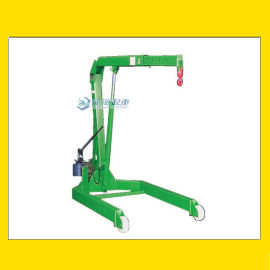 7-1000ZP德国Hydrobull轻型液压吊机