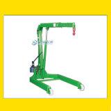 7-1000ZP德國Hydrobull輕型液壓吊機