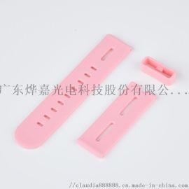 定制硅胶手表带耐磨损耐高温且不刺激皮肤