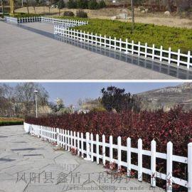广西贵港塑钢栅栏 绿化小栅栏