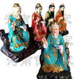 藥王神像1.6米 彩繪三皇十藥王神像 張仲景雕塑