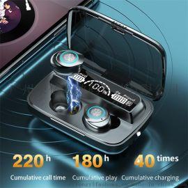 TWS 5.1 无线蓝牙耳机 运动跑步小型迷你隐形