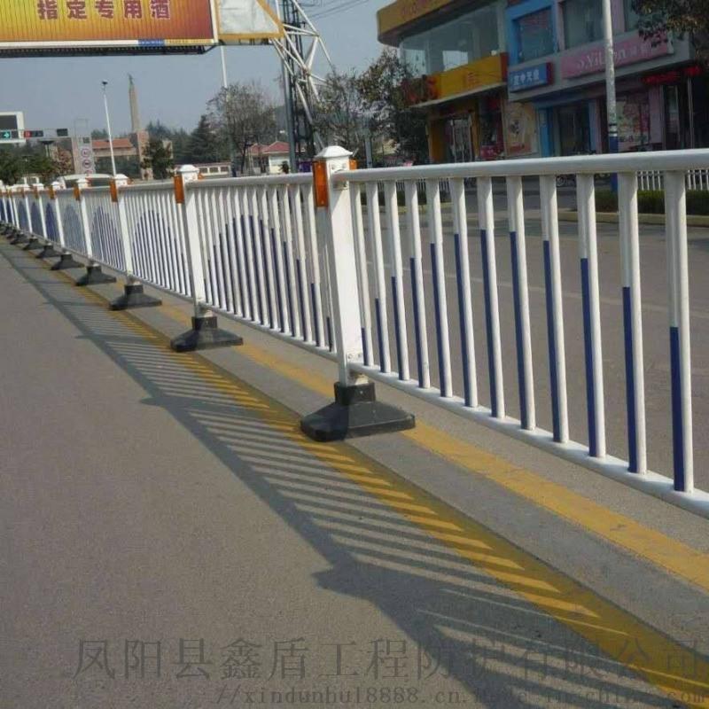 浙江溫州市政護欄 城市交通道路隔離欄