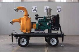 新乡应急8寸柴油抽水泵