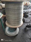 塗塑鋼絲繩 pvc鋼絲繩表面平整 耐使用壽命長