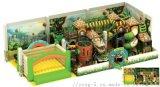 淘气堡儿童乐园室内游乐场设备大型游乐园设施定制