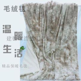 PV絨羊羔絨加厚毛毯