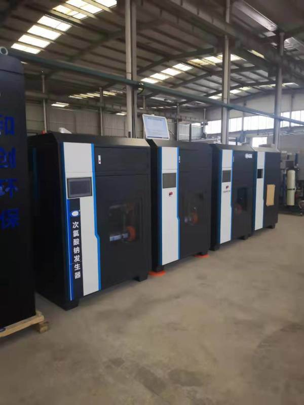 水厂消毒自动化设备/和创智云环保饮水消毒柜
