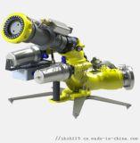 法国博克Montmirail DC无线遥控消防水炮