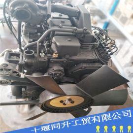 康明斯150  柴油机 6BTAA5.9挖机发动机