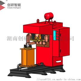 爆款热卖 抽油烟机蜗壳风道电机安装支架焊接专机