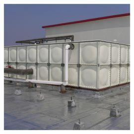 玻璃钢战时水箱 霈凯水箱 保温不锈钢水箱厂