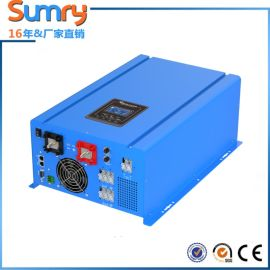 大功率家用光伏逆变器6KWMPPT逆控一体机