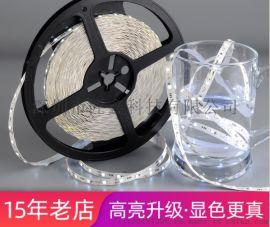 厂家直销2835低温64灯防水LED树脂字  灯带
