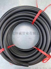 河北泽诚加工定制耐磨耐高温编织三元乙丙编织液压橡胶管的检验标准