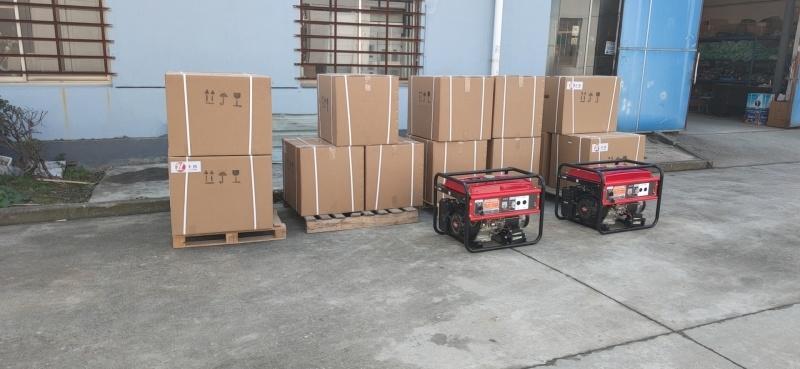 澤騰6kw汽油發電機 招投標可用