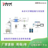 中央廚房油煙排污資料監測設備 實時監測系統