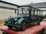 常熟8座多功能四轮电动巡逻车,景区四轮电瓶观光车