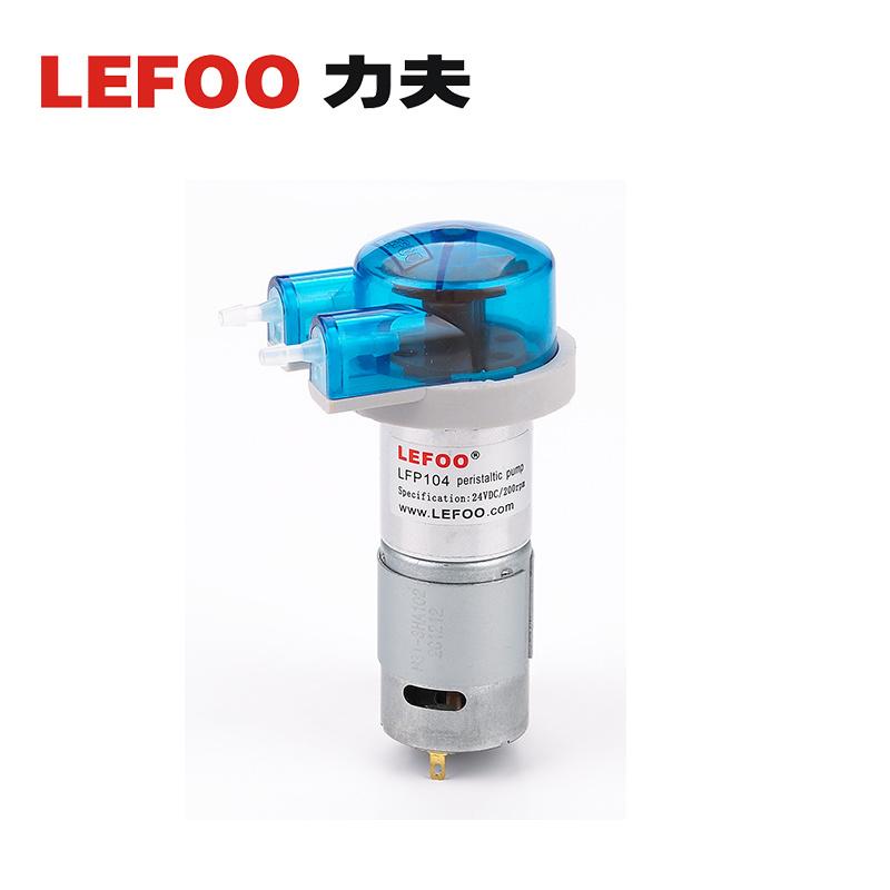 家用净水器微型蠕动泵 实验室医用软管蠕动泵泵头