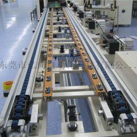 倍速链流水线 差速链输送机 上下循环流水线