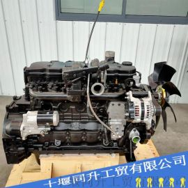 山河智能旋挖钻康明斯QSB6.7发动机