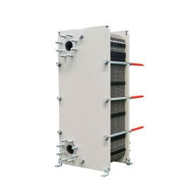 江苏远卓板式换热器 润滑系统油冷却器