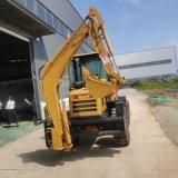 新品供应 挖掘装载机 多功能两头忙挖掘装载机