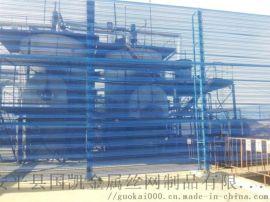 建筑工地  煤场防风抑尘网 绿色挡风防风抑尘网