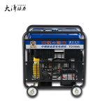 小型風冷190A汽油發電電焊機