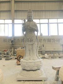 大型石雕佛像、石雕西方三圣、石雕观音像